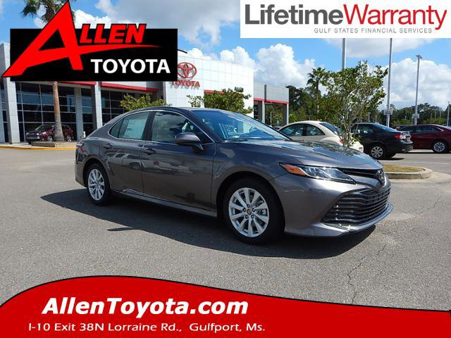 New 2020 Toyota Camry in Gulfport, MS