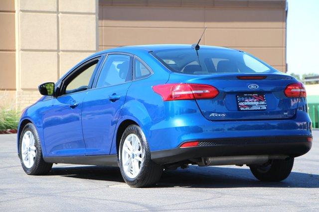 2018 Ford Focus SE 6