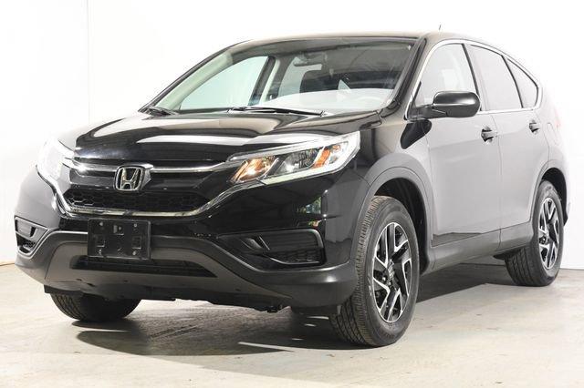 2016 Honda CR-V SE Cloth interiorLike New exterior conditionLike New interior conditionLike New