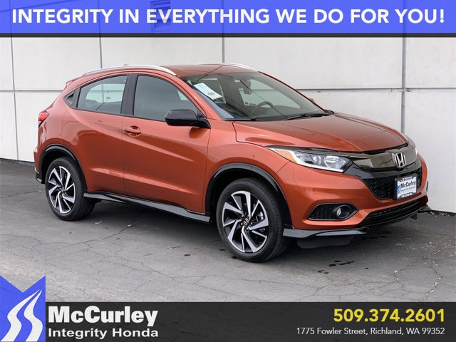 New 2020 Honda HR-V in Richland, WA