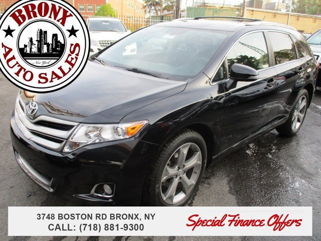 2013 Toyota Venza LE All Wheel Drive Power Steering 4-Wheel Disc Brakes Aluminum Wheels Tires -