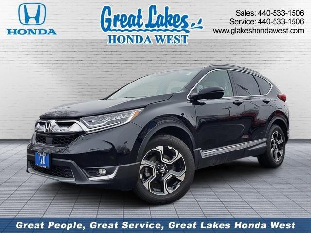 Used 2017 Honda CR-V in Elyria, OH
