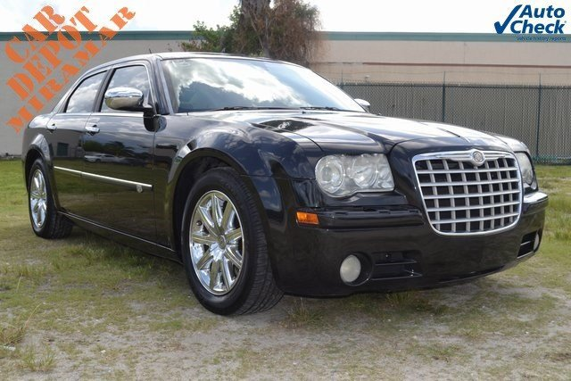 2008 Chrysler 300 C Hemi Traction Control Stability Control Rear Wheel Drive Tires - Front All-S