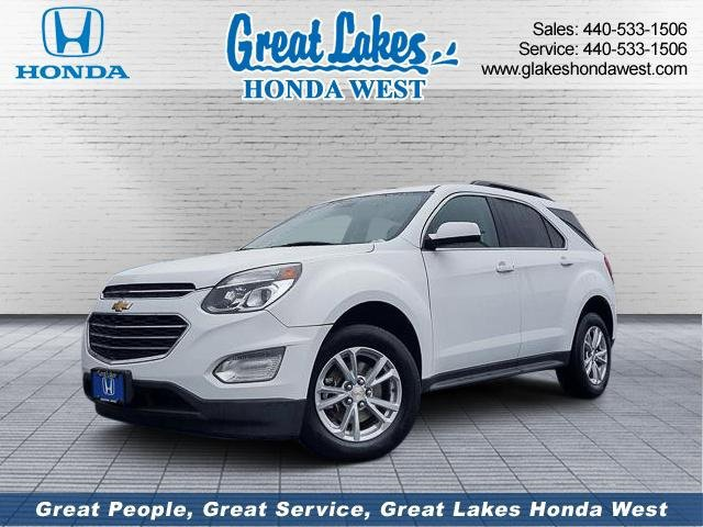 Used 2016 Chevrolet Equinox in Elyria, OH