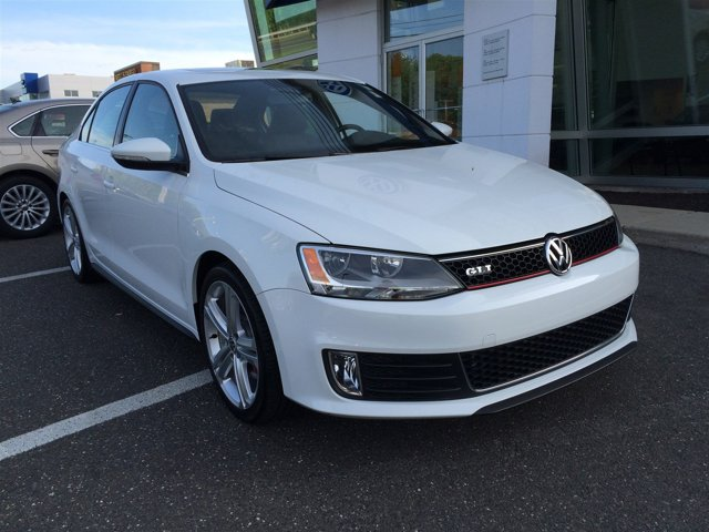 2015 Volkswagen Jetta Sedan 20T GLI SE Turbocharged Front Wheel Drive Power Steering ABS 4-Whe