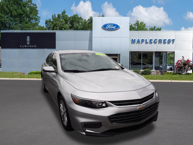 2016 Chevrolet Malibu LT STEERING WHEEL  LEATHER-WRAPPED 3-SPOKE REMOTE VEHICLE STARTER SYSTEM HE