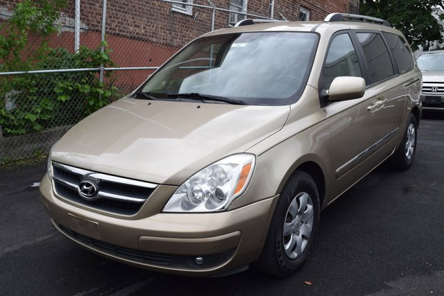 2007 Hyundai Entourage GLS Traction Control Stability Control Front Wheel Drive Tires - Front Al