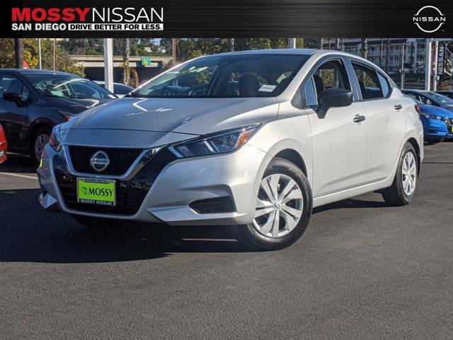 2021 Nissan Versa Sedan S S CVT Regular Unleaded I-4 1.6 L/98 [10]