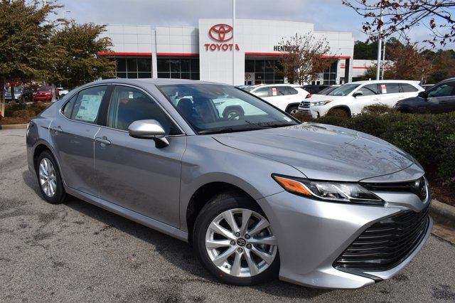 2020 Toyota Camry LE Slide