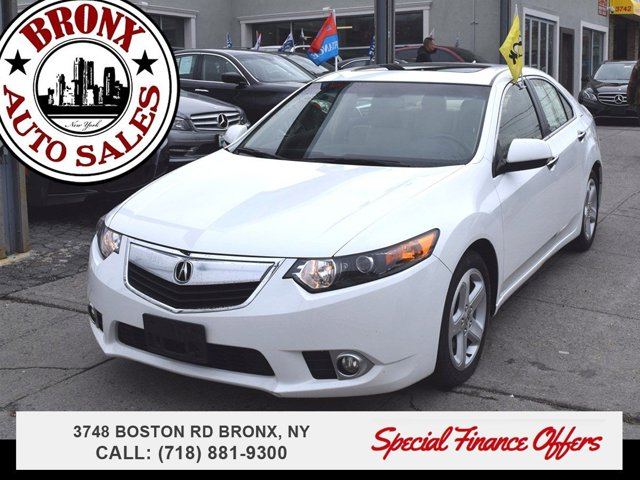 2013 Acura TSX  Front Wheel Drive Power Steering 4-Wheel Disc Brakes Aluminum Wheels Tires - Fr
