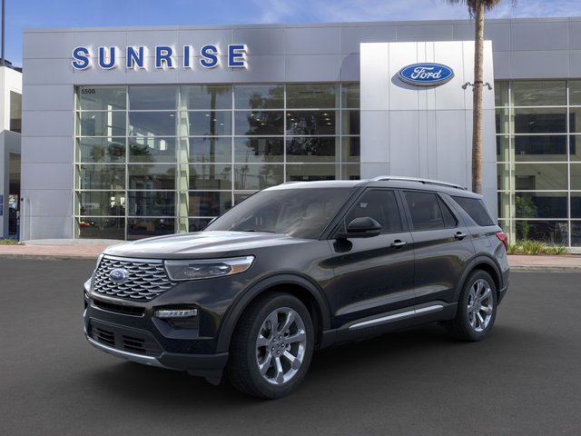 2020 Ford Explorer Platinum Platinum 4WD Twin Turbo Premium Unleaded V-6 3.0 L/183 [3]