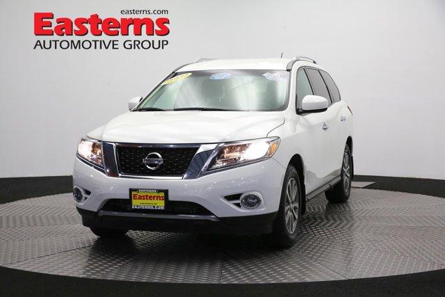 2016 Nissan Pathfinder SV Sport Utility