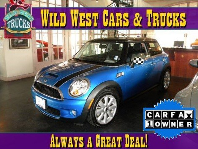 2007 MINI Cooper Hardtop S Turbocharged Traction Control Stability Control Front Wheel Drive Ti