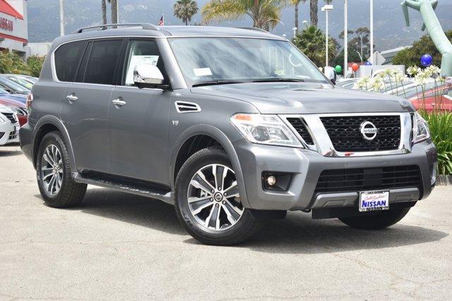 New 2019 Nissan Armada in Goleta, CA