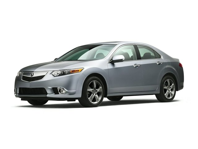2012 Acura TSX 24 Front Wheel Drive Power Steering 4-Wheel Disc Brakes Aluminum Wheels Tires -