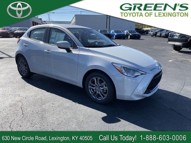 New 2020 Toyota Yaris Hatchback in Lexington, KY
