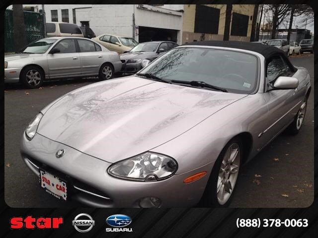 2001 Jaguar XK8  inch wheelsActive HandlingAir ConditioningAlloy WheelsAuto OnOff HeadlampsAu