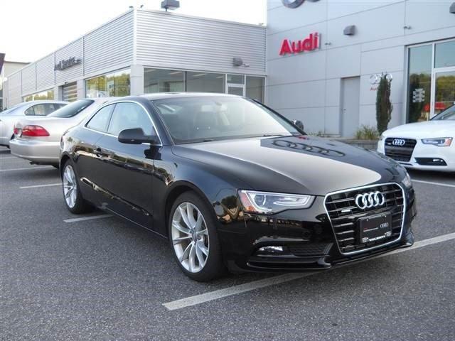 2014 Audi A5 Premium Turbocharged All Wheel Drive Power Steering ABS 4-Wheel Disc Brakes Brake