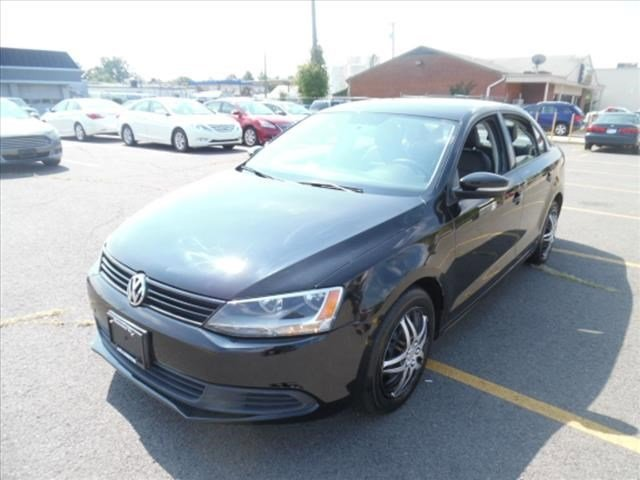 2012 Volkswagen Jetta Sedan SE PZEV Traction Control Brake Actuated Limited Slip Differential Fro