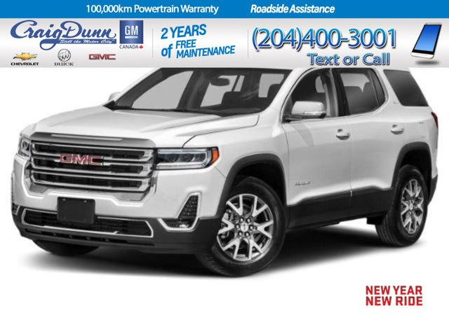 2021 GMC Acadia AT4 AWD 4dr AT4 Gas V6 3.6L/ [0]