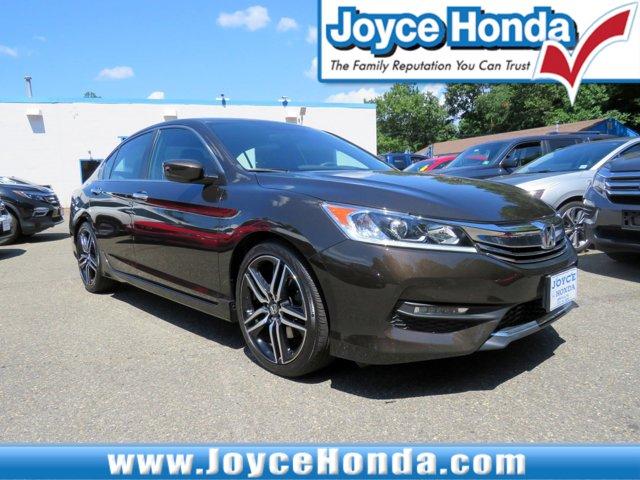 Used 2017 Honda Accord Sedan in Denville, NJ