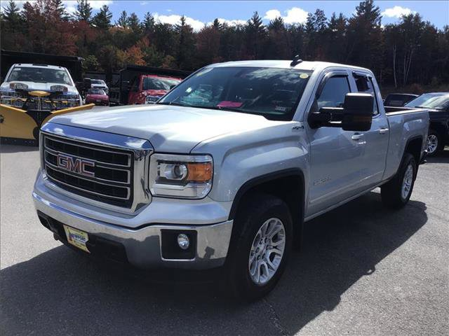 2015 GMC Sierra 1500 SLE SEATING  HEATED DRIVER AND FRONT PASSENGER REMOTE VEHICLE STARTER SYSTEM