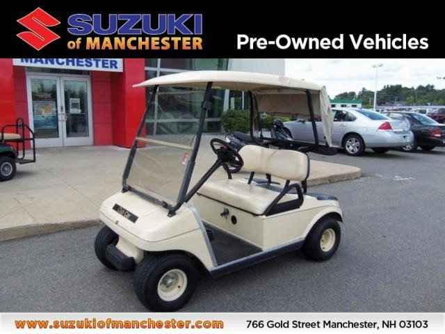 Used CLUBCAR ELECTRIC 36 VOLT in Manchester NH