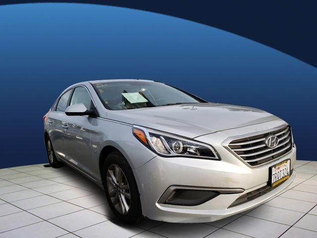 2016 Hyundai Sonata 24L SE GRAY  YES ESSENTIALS PREMIUM CLOTH SEATING SURFACES SYMPHONY SILVER F