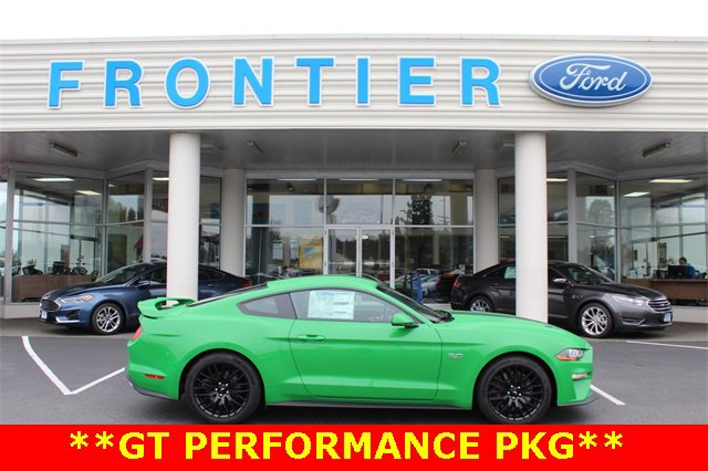 New 2019 Ford Mustang in Anacortes, WA
