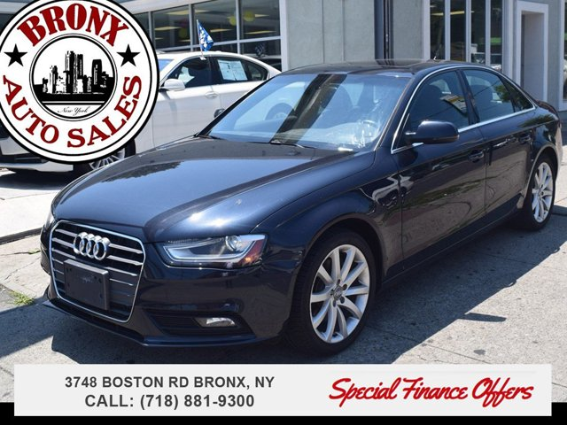 2013 Audi A4 Premium Plus Turbocharged All Wheel Drive LockingLimited Slip Differential Power S