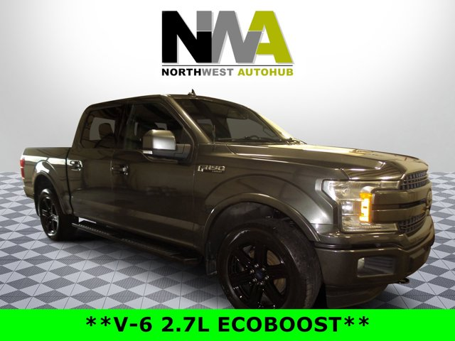 2018 Ford F-150 ECOBOOST LARIAT 4X4 SuperCrew Short Bed