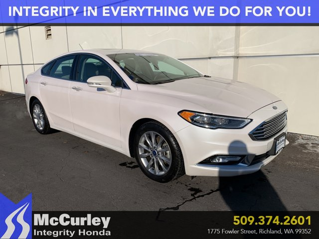 Used 2017 Ford Fusion in Pasco, WA
