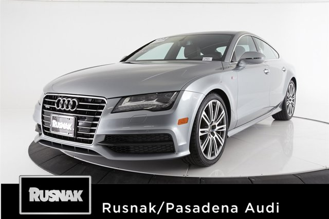 2013 Audi A7 30 Prestige Supercharged All Wheel Drive Power Steering 4-Wheel Disc Brakes Alumi