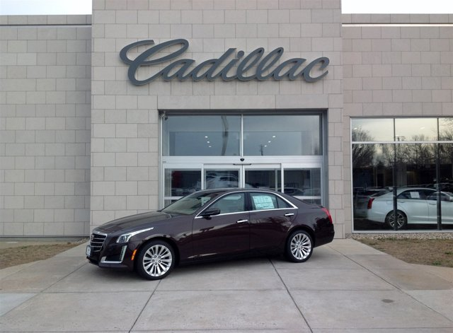 2016 Cadillac CTS Sedan Luxury Collection AWD 7754 miles VIN 1G6AX5SX0G0110342 Stock  1566506