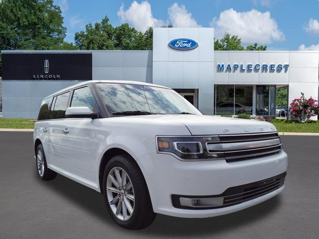 2019 Ford Flex Limited All Wheel Drive Power Steering ABS 4-Wheel Disc Brakes Brake Assist Alu