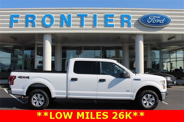 Used 2016 Ford F-150 in Anacortes, WA