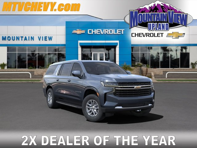 2021 Chevrolet Suburban LS 2WD 4dr LS Gas V8 5.3L/ [2]