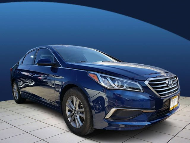 2016 Hyundai Sonata 24L SE GRAY  YES ESSENTIALS PREMIUM CLOTH SEATING SURFACES LAKESIDE BLUE Fro