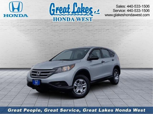 Used 2014 Honda CR-V in Elyria, OH