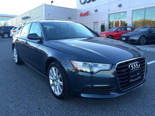 2015 Audi A6 20T Premium COLD WEATHER PACKAGE  -inc Heated Rear Seats  Heated Steering Wheel HEA