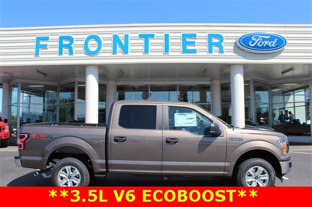 New 2019 Ford F-150 in Anacortes, WA