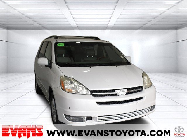 2005 Toyota Sienna XLE Limited Traction Control Stability Control Traction Control All Wheel Dri