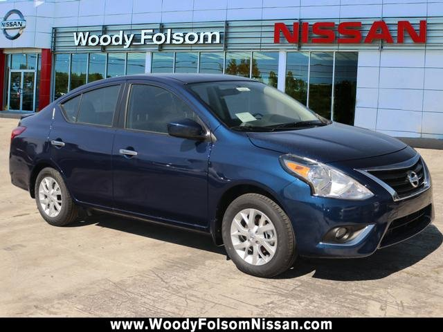 New 2019 Nissan Versa in Vidalia, GA