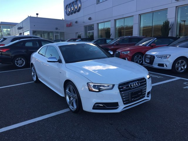 2013 Audi S5 Premium Plus AUDI ADVANCED KEY  -inc keyless startstopentry AUDI MMI NAVIGATION PL