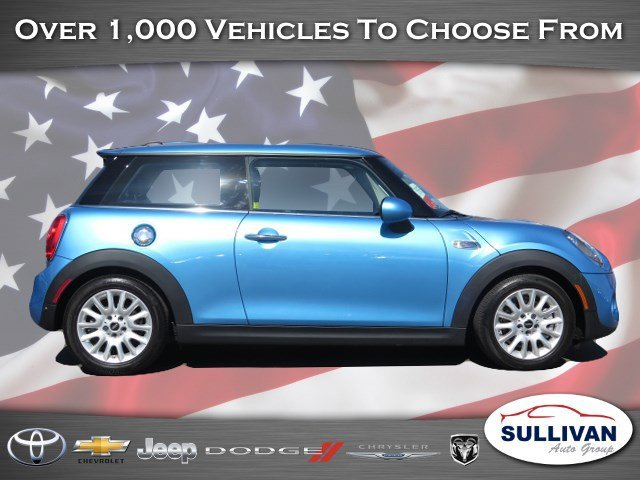 2016 Mini Cooper S  LeatherPower WindowsTilt  Telescoping WheelAMFM stereoDaytime Running Lig