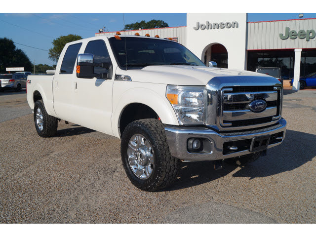 Used 2015 Ford Super Duty F-250 SRW in Meridian, MS