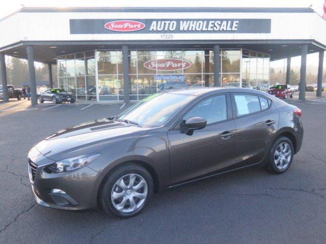 2014 Mazda Mazda3 i Sport Front Wheel Drive Power Steering ABS 4-Wheel Disc Brakes Brake Assist