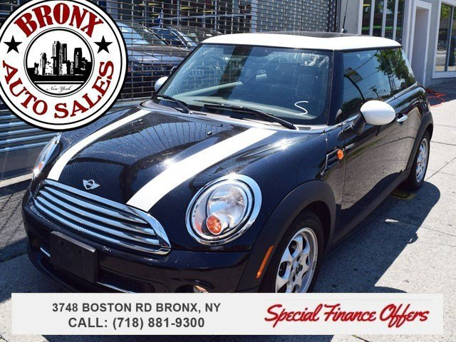 2013 MINI Cooper Hardtop  Front Wheel Drive Power Steering 4-Wheel Disc Brakes Tires - Front All