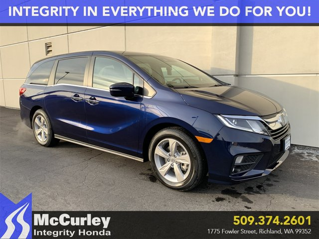 New 2020 Honda Odyssey in Richland, WA