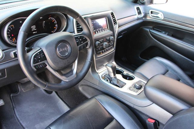 2018 Jeep Grand Cherokee Limited 10